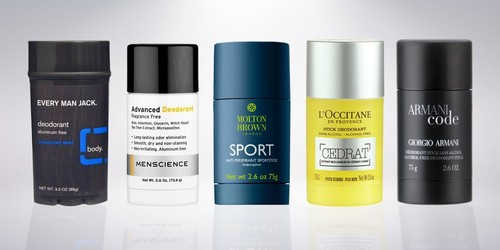 Deodorants For Men