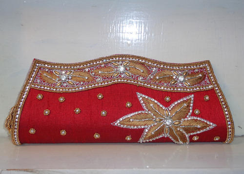 Handcrafted Clutches & Purses
