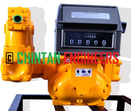 Ethylene Glycol Flow Meter