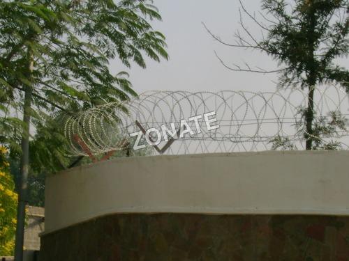 Galvanized Iron Coiled Wire