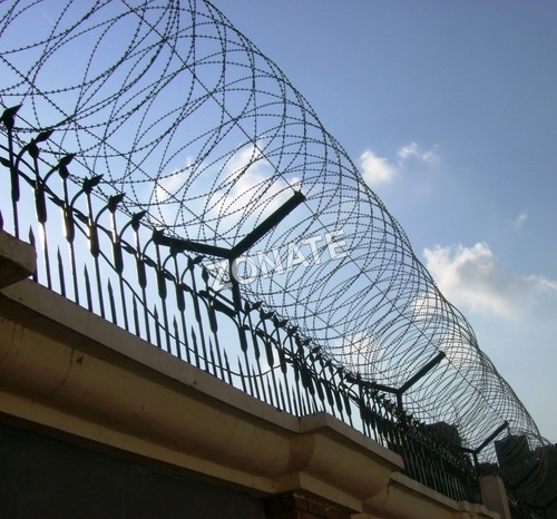 Concertina Wire for Security Purpose