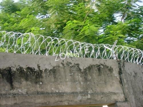 Razor Tape Concertina Coiled Wire