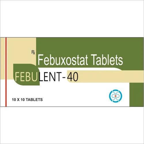 Febuxostat 40 mg Tablets