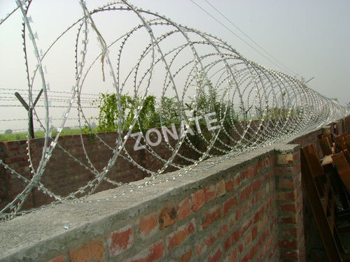 Sharp Razor Wire