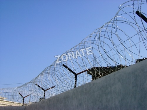 Erection Of Border Fencing