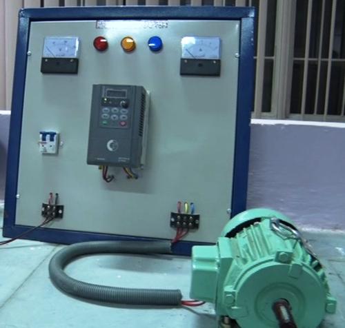 Thyristor Controlled AC Motor Drive Panel