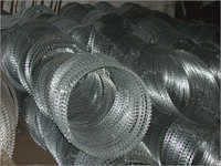 Fencing Aluminum Wires