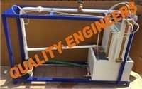 Bend Meter Test Rig