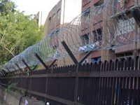 Galvanized Fencing Mesh