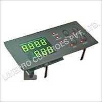 Flat Design Hybrid Membrane Keypad Switches