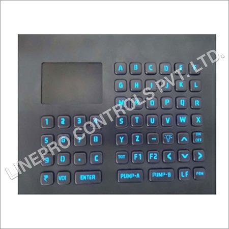 Illuminated Keyboard And Keypad