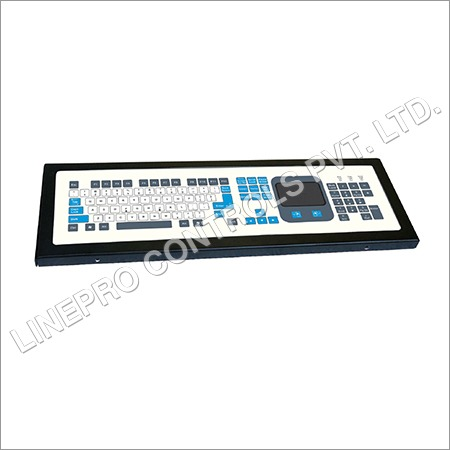 Industrial Computer Compatible Membrane Keyboard