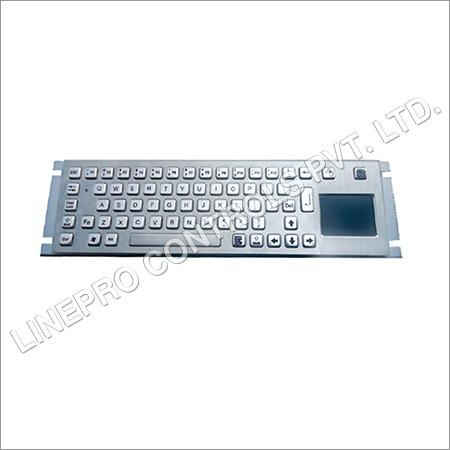 Slim Design Metal Keyboard