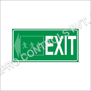 Exit EL Lamp