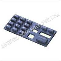 Heavy Duty Silicone Rubber Keyboard
