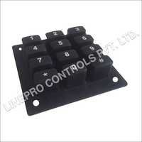 Waterproof Silicone Rubber Keypad