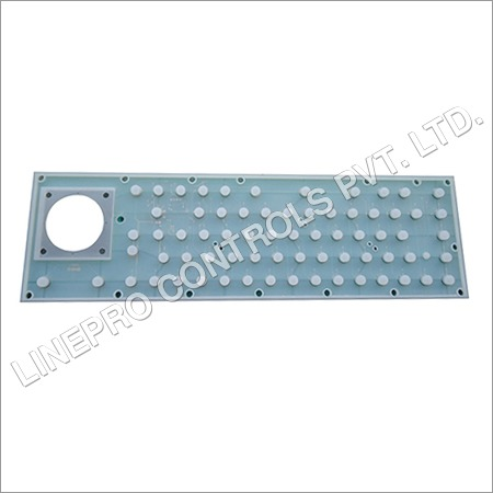 Waterproof Silicone Rubber Keyboard