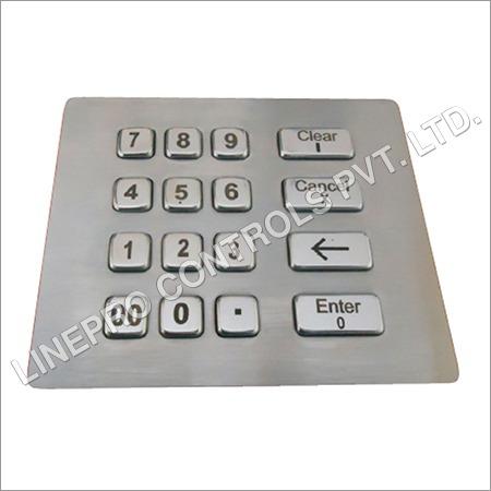 ATM Metal Keyboard