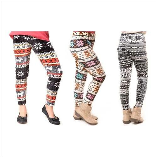 Digital Printed Leggings