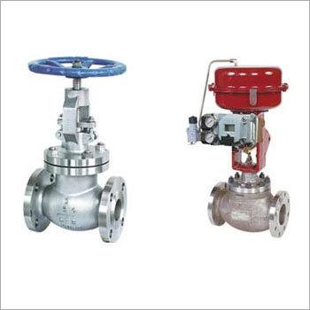 High Pressure Globe Valves