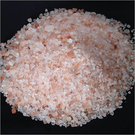 Rock Salt Granules (2 to5 mm)