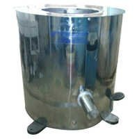 15 Kg Capacity Rubber Wuffer Type Hydro Extractor