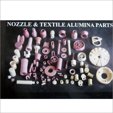 Nozzle & Textile Alumina Parts
