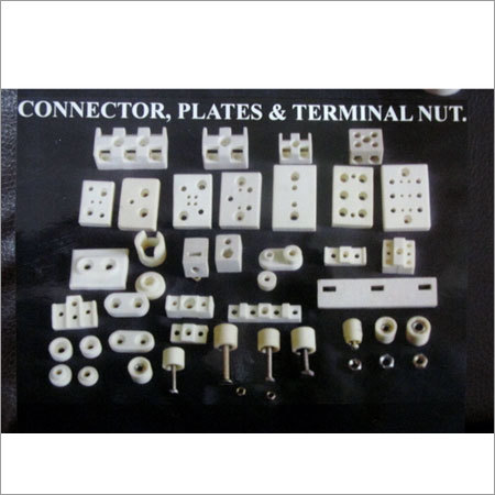 Connector, Plates & Terminal Nut