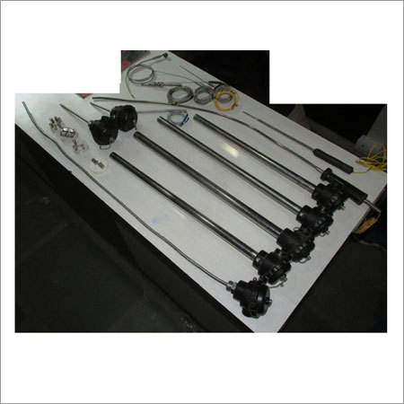 Thermocouple Aluminium Head