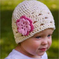 Hand Knitted Kids Cap