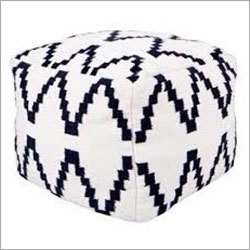 Cube Shaped Poufs