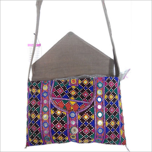 Hand Knitted Sling Bags