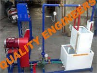 Centrifugal Pump Test Rig(Multi Stage,Variable Speed,Series & Parallel)