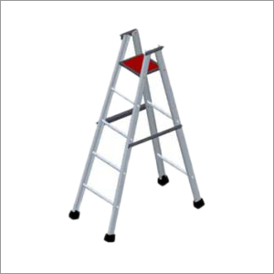 Aluminum Double Step Ladders