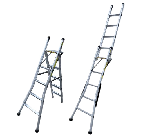 ALUMINIUM CONVERTABLE TYPE LADDER