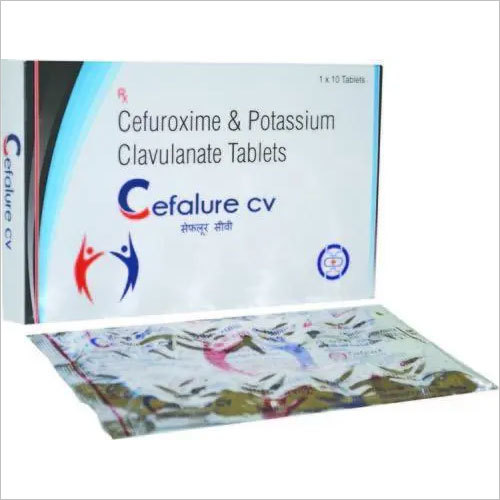 Cefuroxime & Potassium Clavulanate Tablets