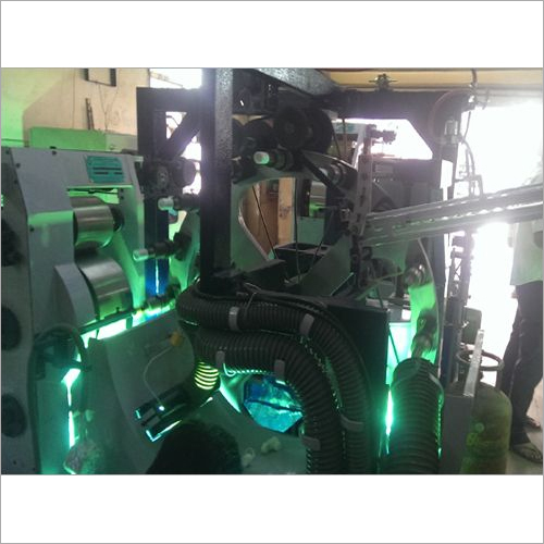 Four Color Dry Offset Printing Machine For PP Caps