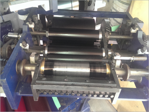 Inker For Four Color Dry Offset Printing Machine
