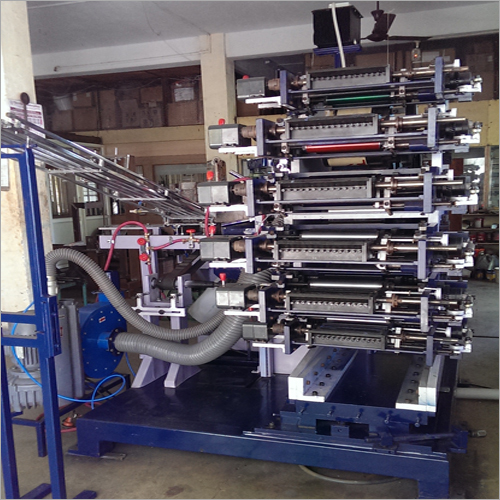 Manual Dry Offset Printing Machine