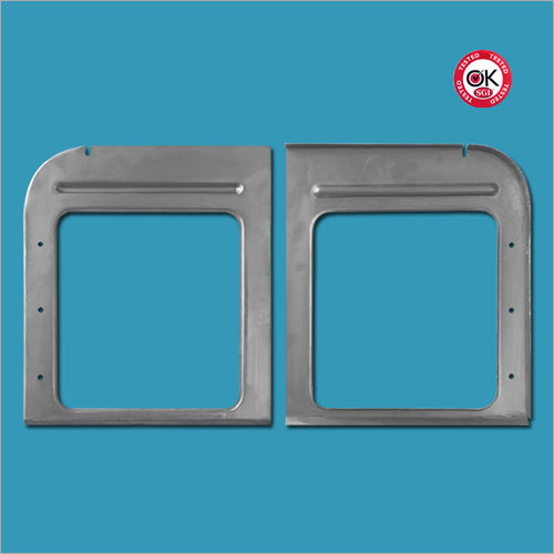 Ford GPW Tool Box Left Top Plate