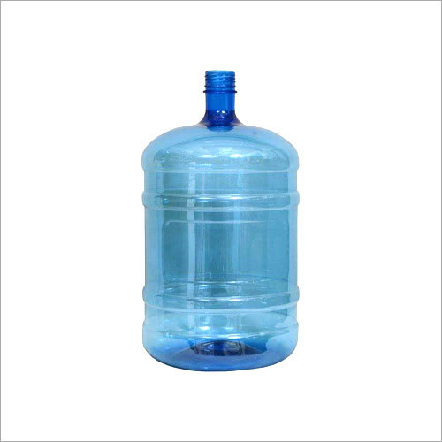 Transparent Plastic Water Jar