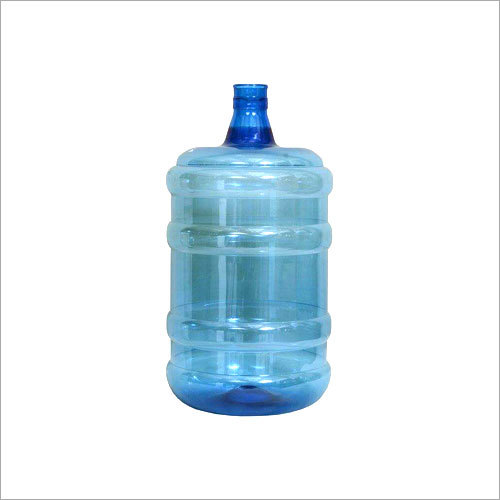 Water Plastic Jar