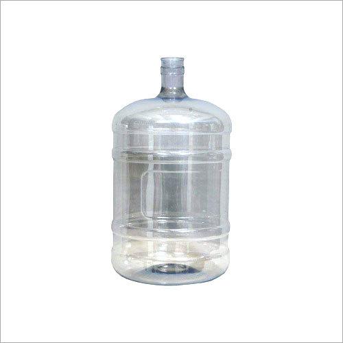 Transparent 20 Ltr Plastic Water Jar