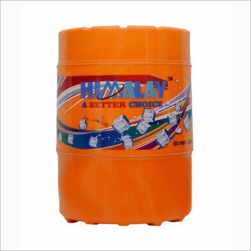 Insulated Orange Water Jug