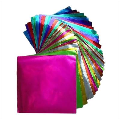 Colour Alu Alu Foil