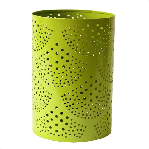 Geometric Design Candle Holder