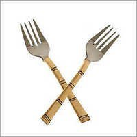 Stainless Steel & Copper Fork, Cutlery