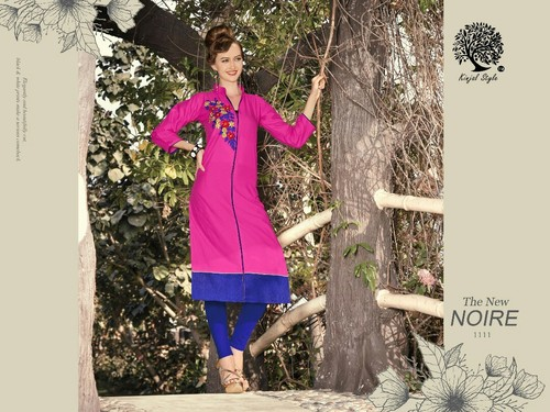 Sakhi Latest Cotton Kurtis Catalog