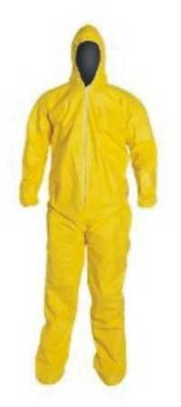 Tychem C Coverall