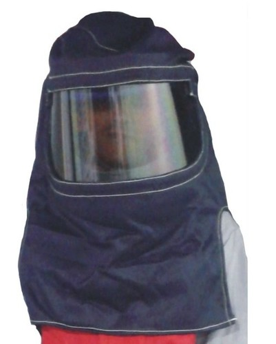 Electric Arc Face Shield with Helmet & Hood